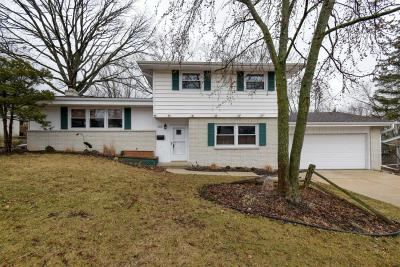 Greendale Single Family Home Active Contingent With Offer: 5315 Olympia Ln