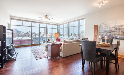 Milwaukee Condo/Townhouse Active Contingent With Offer: 1550 E Royall Pl #404