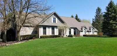 Brookfield Single Family Home For Sale: 1590 Barrington Woods Dr