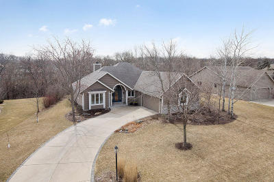 New Berlin Single Family Home Active Contingent With Offer: 13435 W Foxwood Dr