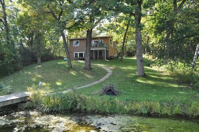 Elkhorn Single Family Home For Sale: N7498 Bay Dr