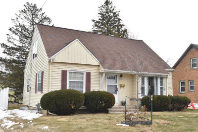 Grafton Single Family Home Active Contingent With Offer: 1044 7th Ave