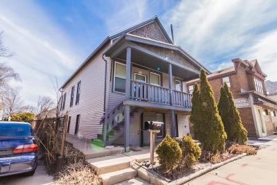 South Milwaukee Two Family Home Active Contingent With Offer: 1807 10th Ave