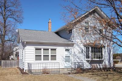 Menomonee Falls Single Family Home Active Contingent With Offer: N84w16220 Menomonee Ave