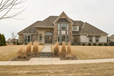 Hartland Single Family Home Active Contingent With Offer: 1221 Four Winds Way