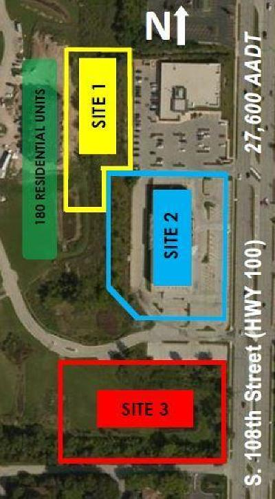 Greenfield Residential Lots & Land For Sale: 4471-4529 S 108th St #4475