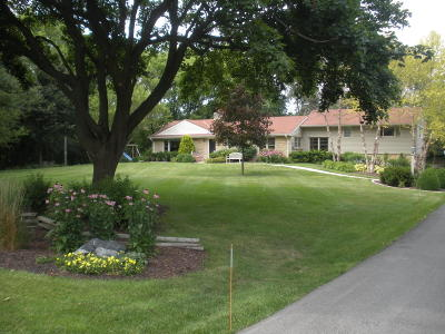 Glendale Single Family Home Active Contingent With Offer: 810 W Bender Rd