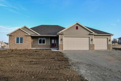 Jefferson County Single Family Home For Sale: N8159 Bluebird Ct