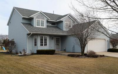 Pleasant Prairie Single Family Home Active Contingent With Offer: 3720 124th St