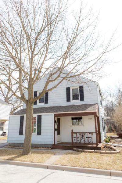 Greendale Single Family Home Active Contingent With Offer: 5732 Clover Ln