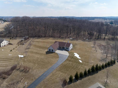 Washington County Single Family Home Active Contingent With Offer: 8332 Heather Ln
