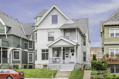 Milwaukee WI Multi Family Home For Sale: $319,000