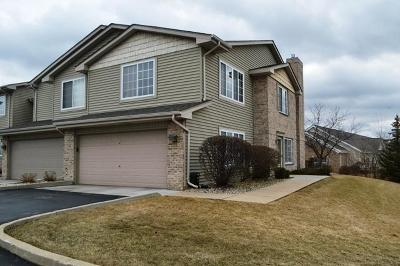 Kenosha County Condo/Townhouse Active Contingent With Offer: 10020 74th St #H
