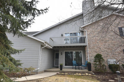 Delafield Condo/Townhouse Active Contingent With Offer: 2418 Quail Hollow Ct #B