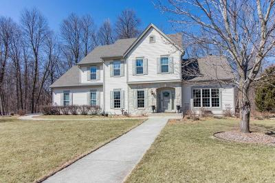 Sussex Single Family Home Active Contingent With Offer: N73w24046 Craven Dr