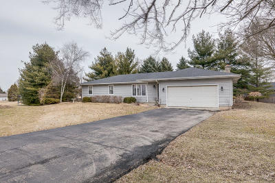 Pleasant Prairie WI Single Family Home For Sale: $274,900