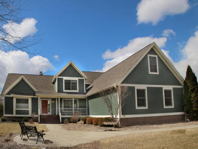 Oconomowoc Single Family Home Active Contingent With Offer: W340n6505 Breezy Point Rd