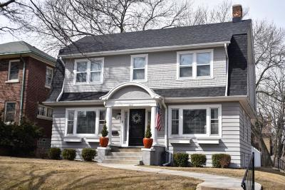 Milwaukee Single Family Home Active Contingent With Offer: 3495 N Frederick Ave