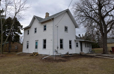 Racine Single Family Home Active Contingent With Offer: 6636 Hwy 31