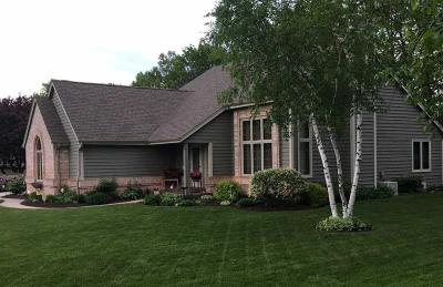 Greenfield Single Family Home Active Contingent With Offer: 12125 W Black Oak Dr