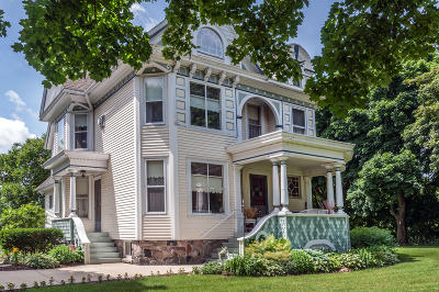 Wales Single Family Home Active Contingent With Offer: 101 James St