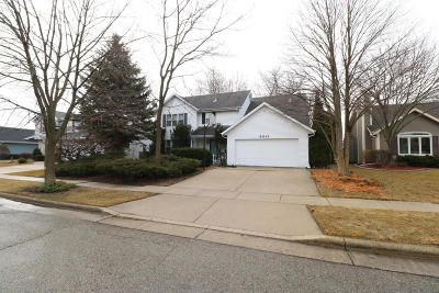 Kenosha Single Family Home Active Contingent With Offer: 5911 82nd Pl