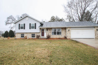 Muskego Single Family Home Active Contingent With Offer: W140s9467 Boxhorn Dr