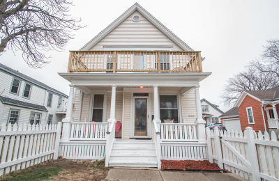 Milwaukee County Two Family Home Active Contingent With Offer: 2544 S Shore Dr #2544A