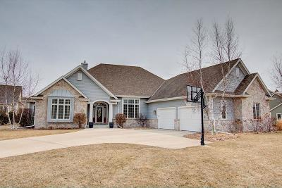 Cedarburg Single Family Home Active Contingent With Offer: W50n644 Creek View Ct