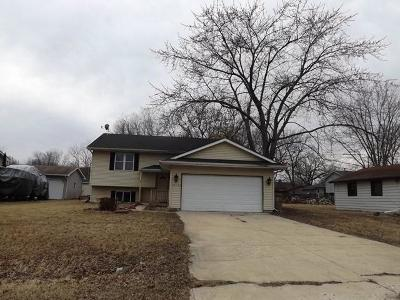 Pleasant Prairie Single Family Home For Sale: 10152 8th Ave