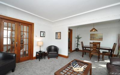 South Milwaukee Two Family Home Active Contingent With Offer: 619 Marshall Ave #619 1/2