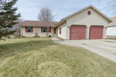 Jefferson County Single Family Home Active Contingent With Offer: 808 Winnebago Way
