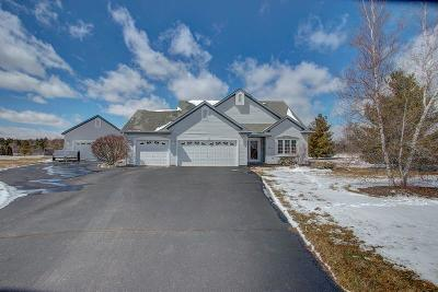 Waukesha Single Family Home Active Contingent With Offer: S43w32922 Jenkins Ct
