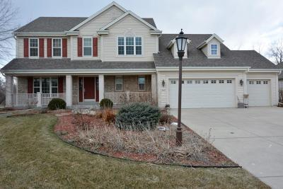 Racine Single Family Home Active Contingent With Offer: 3408 Emmertsen Rd