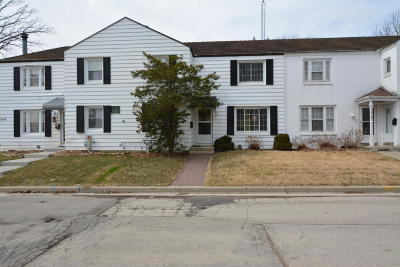 Greendale Single Family Home Active Contingent With Offer: 5921 Dendron Ln