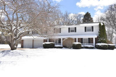 Brookfield Single Family Home For Sale: 18035 Elm Terrace Dr