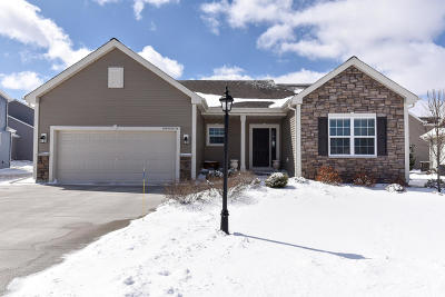 Jackson Single Family Home Active Contingent With Offer: N164w20439 Currant Ln