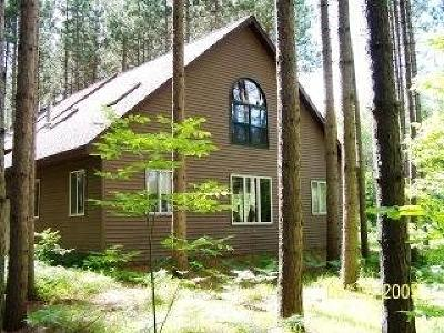 Mountain Single Family Home For Sale: 14871 Iron Bridge Rd