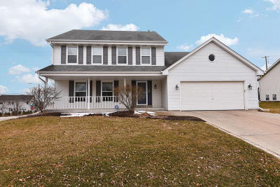 Waukesha Single Family Home Active Contingent With Offer: 2300 Judith Ln