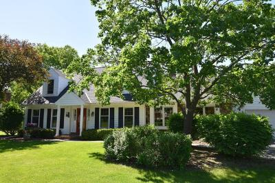 Brookfield Single Family Home Active Contingent With Offer: 21075 Ann Rita Dr