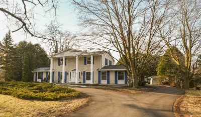 Jefferson County Single Family Home Active Contingent With Offer: 705 W Wisconsin St