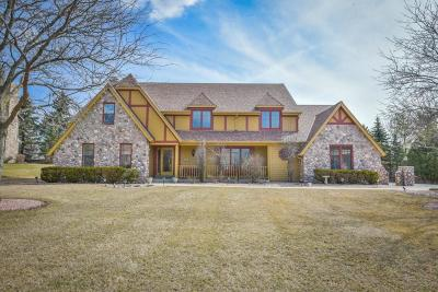 Brookfield Single Family Home For Sale: 4520 Danbury Dr