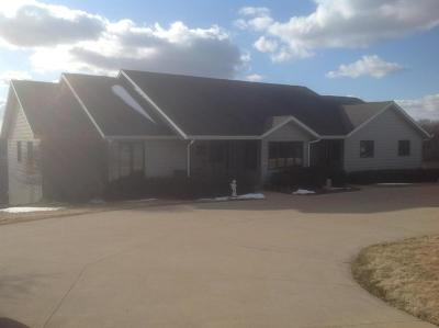 Watertown Single Family Home For Sale: N1015 Second Street Rd