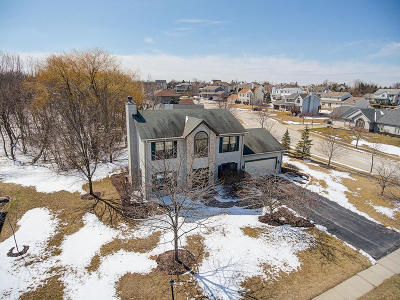 Pewaukee Single Family Home Active Contingent With Offer: 450 Westfield Way