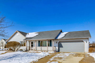 Ozaukee County Single Family Home Active Contingent With Offer: 355 Hickory Dr
