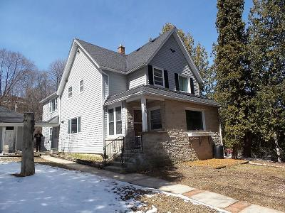 Washington County Multi Family Home Active Contingent With Offer: 548 N 8th Ave