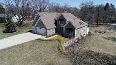Brookfield Single Family Home Active Contingent With Offer: 1650 Lone Oak Ln