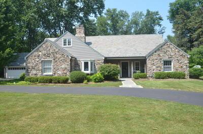 Milwaukee County Single Family Home For Sale: 1300 E Fox Ln
