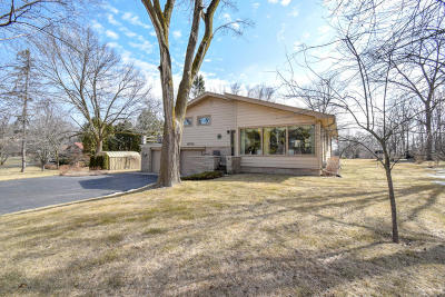 Mequon Single Family Home Active Contingent With Offer: 11732 N Vega Ave