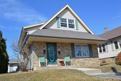 West Allis Two Family Home For Sale: 2225 S 90th St #2227